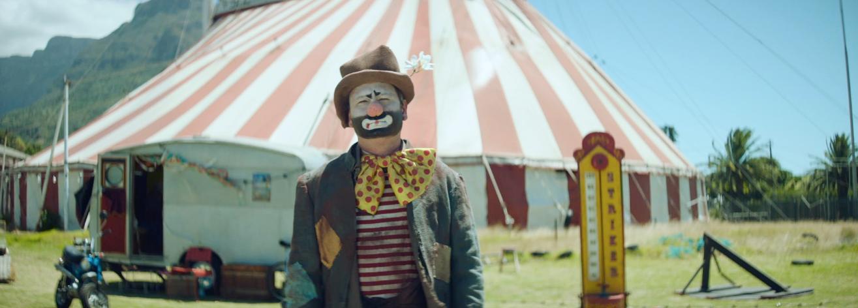 Portrait de Clown (Clown Portrait)