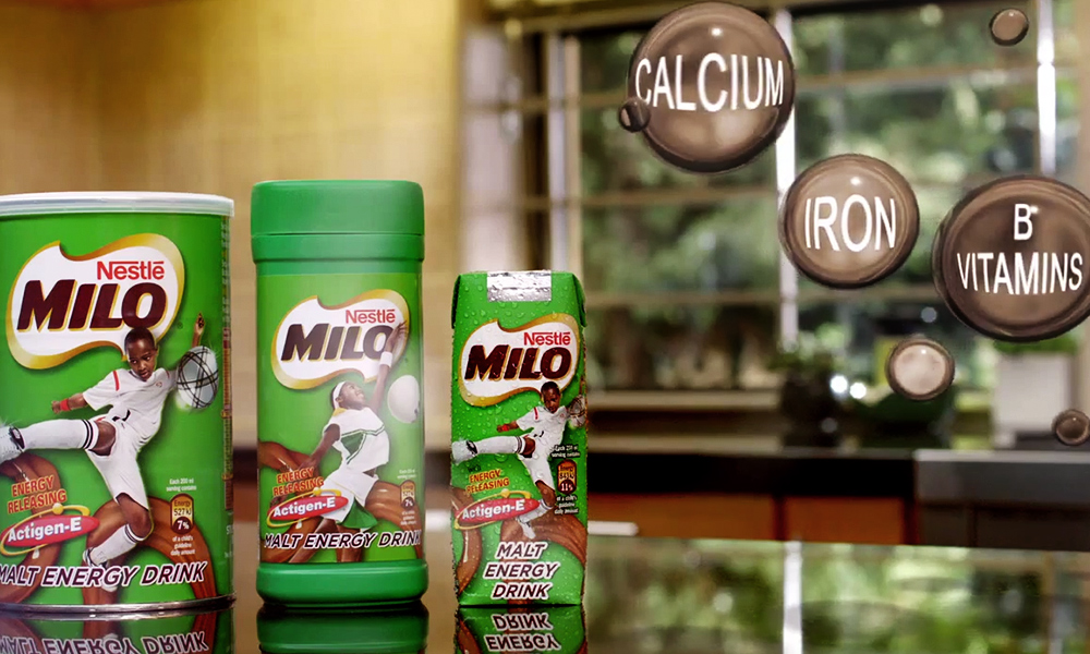 Milo – Hot and Cold Drink